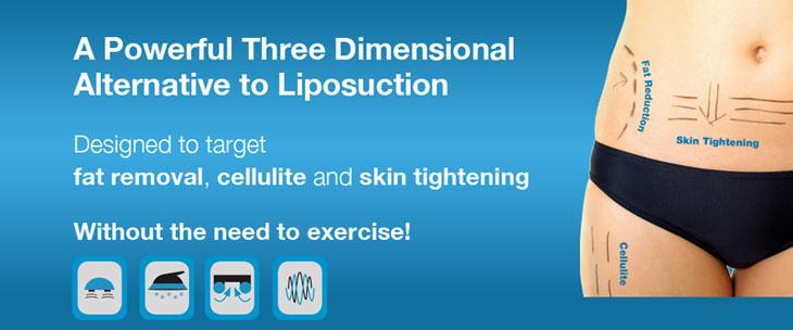 '3D Lipo MED Ultrasound Cavitation'